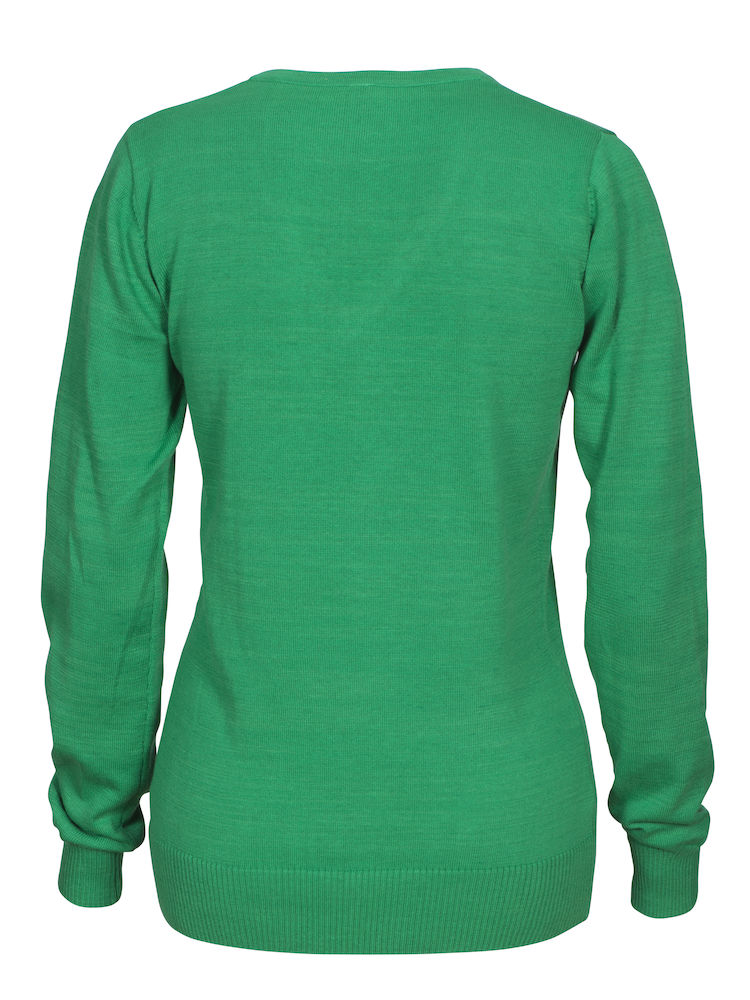 2262502 Sweater FOREHAND LADY 728 frisgroen