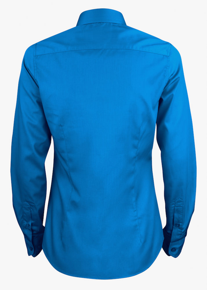2263016 Shirt POINT LADY 632 oceaanblauw