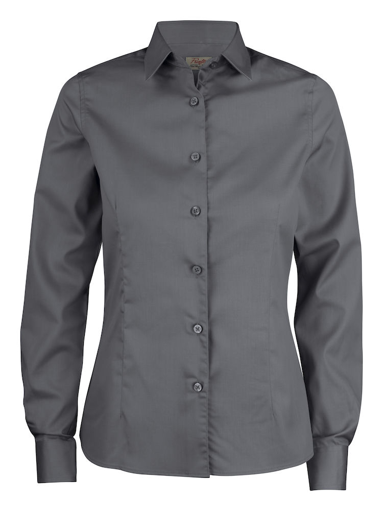 2263016 Shirt POINT LADY 935 staalgrijs