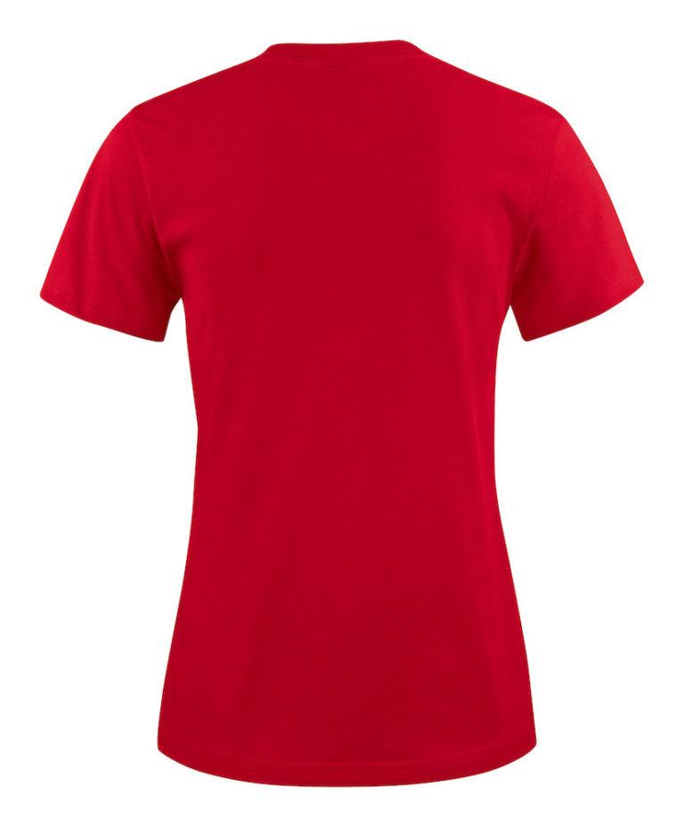 2264014 T-shirt HEAVY T LADY 400 rood