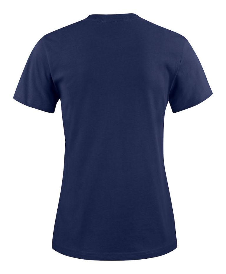 2264014 T-shirt HEAVY T LADY 600 marine