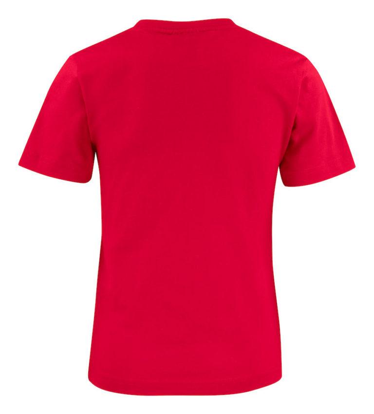 2264015 T-shirt HEAVY T JUNIOR 400 rood