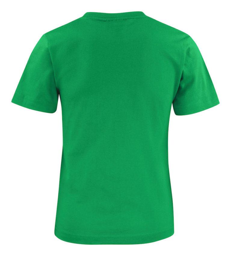2264015 T-shirt HEAVY T JUNIOR 728 frisgroen