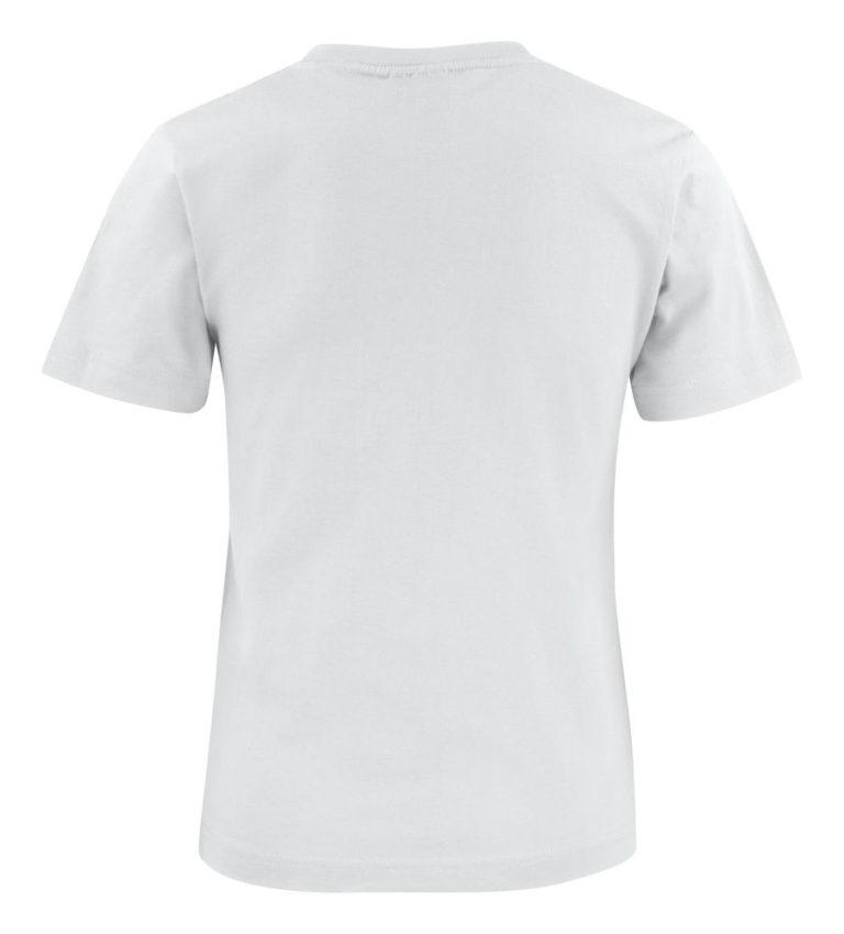 2264015 T-shirt HEAVY T JUNIOR 100 wit
