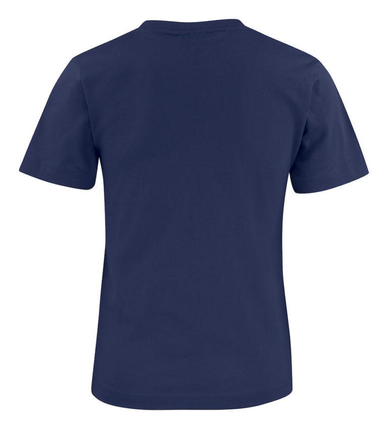 2264015 T-shirt HEAVY T JUNIOR 600 marine