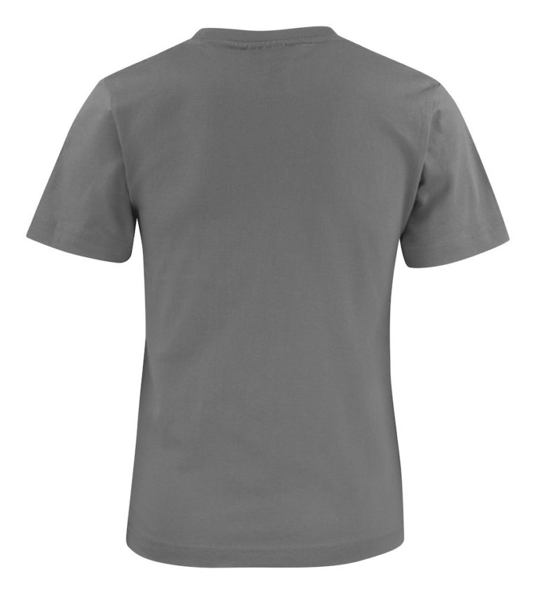 2264015 T-shirt HEAVY T JUNIOR 935 staalgrijs