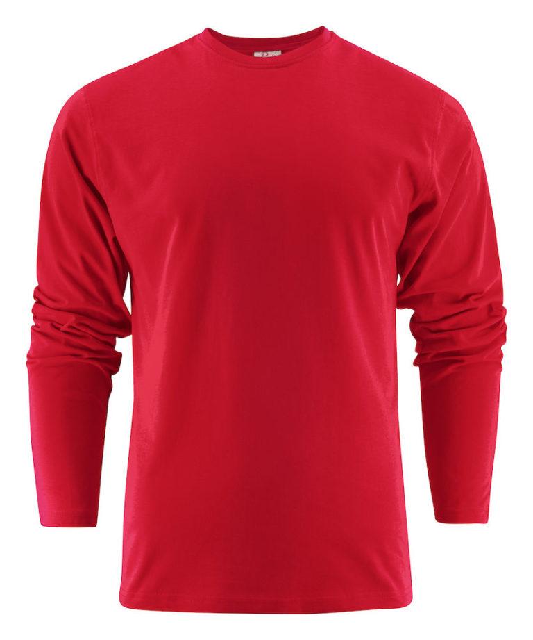2264016 T-shirt HEAVY 400 rood