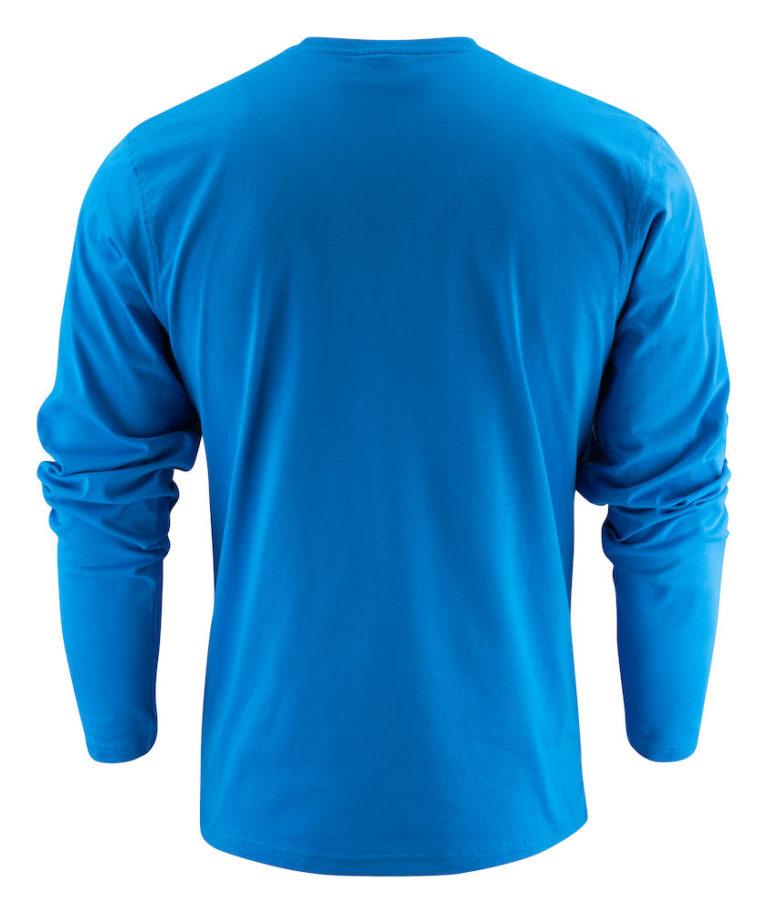 2264016 T-shirt HEAVY 632 oceaanblauw