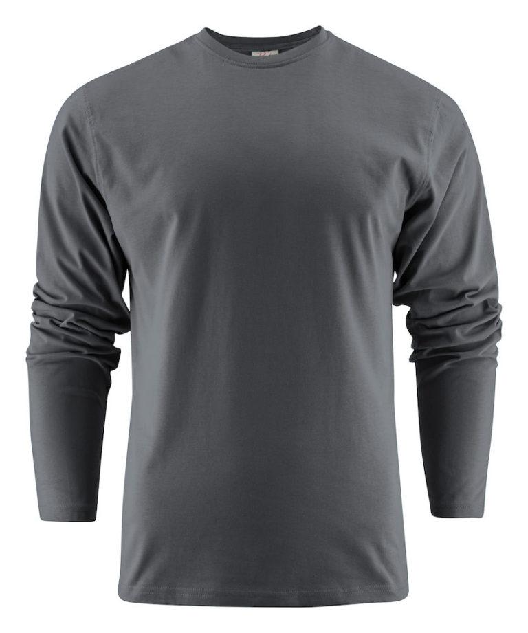 2264016 T-shirt HEAVY 935 staalgrijs