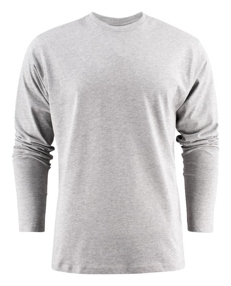 2264016 T-shirt HEAVY 120 grey melange