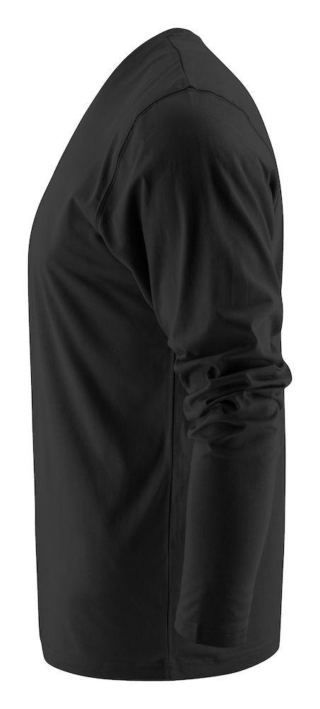 2264016 T-shirt HEAVY 900 zwart
