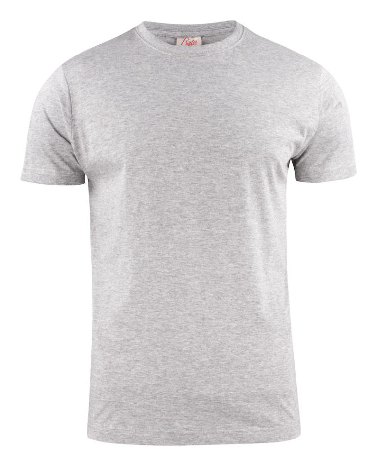 2264020 T-shirt HEAVY T 120 grey melange