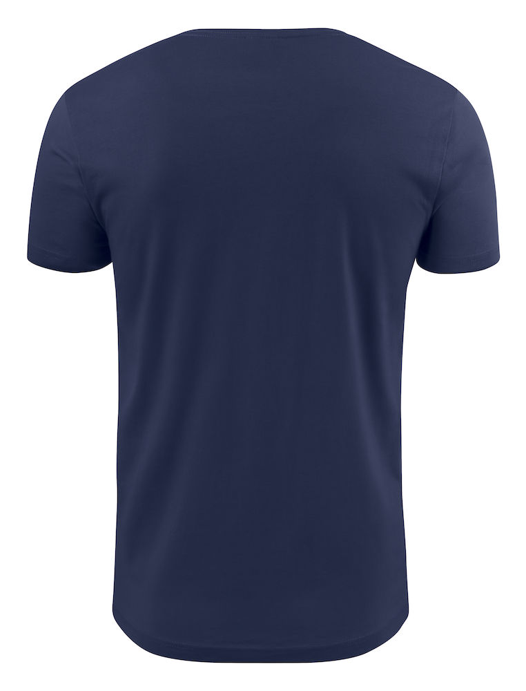 2264024 T-shirt HEAVY V-NECK 600 marine
