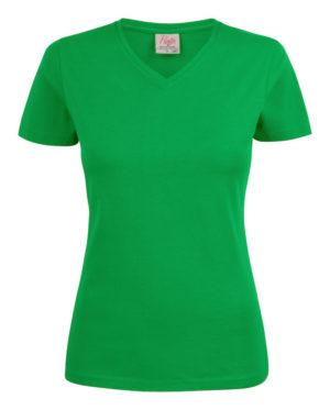 2264025 T-shirt HEAVY V-NECK LADY