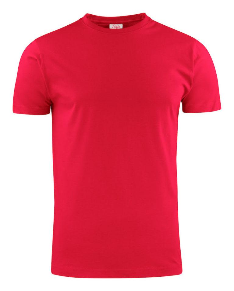 2264027 T-shirt LIGHT 400 rood