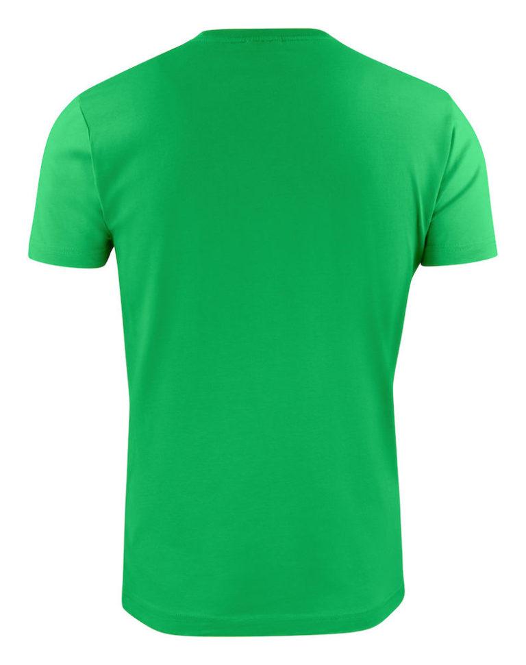 2264027 T-shirt LIGHT 728 frisgroen