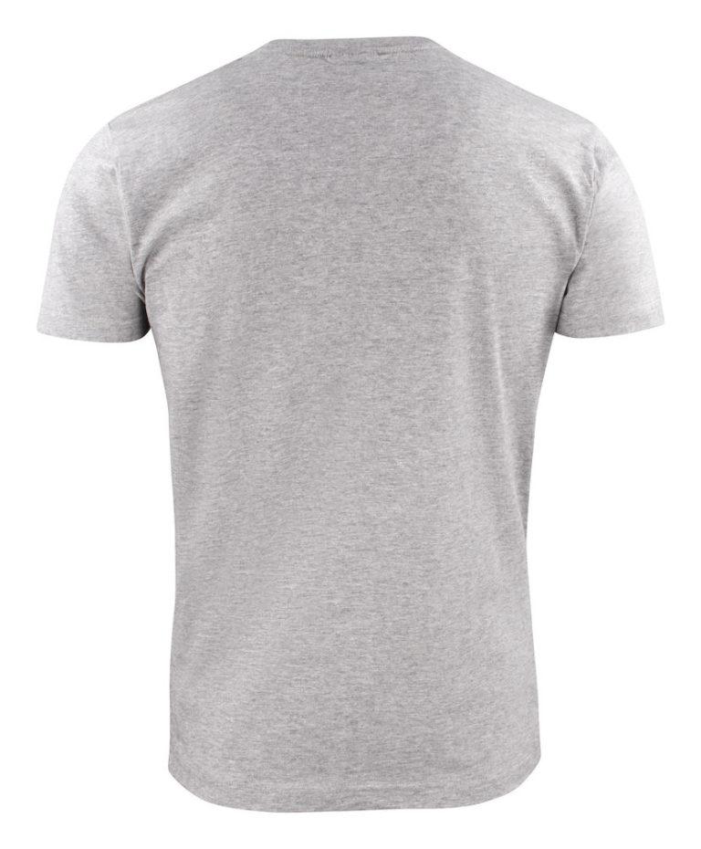 2264027 T-shirt LIGHT 120 gery melange