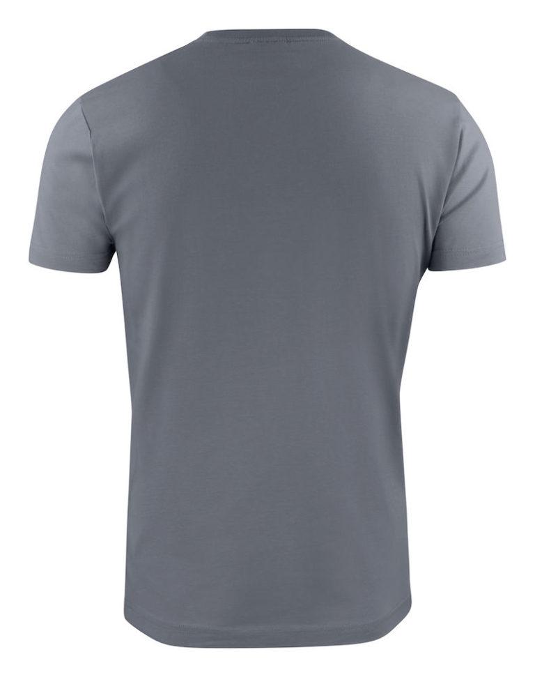 2264027 T-shirt LIGHT 935 staalgrijs