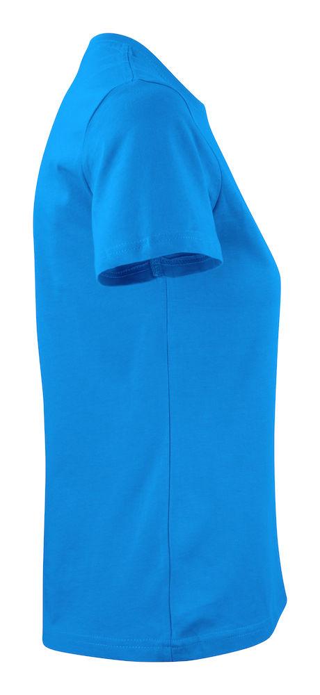 2264028 T-shirt LIGHT LADY 632 oceaanblauw