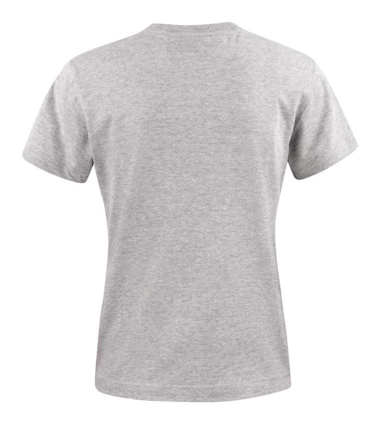 2264028 T-shirt LIGHT LADY 120 grey melange
