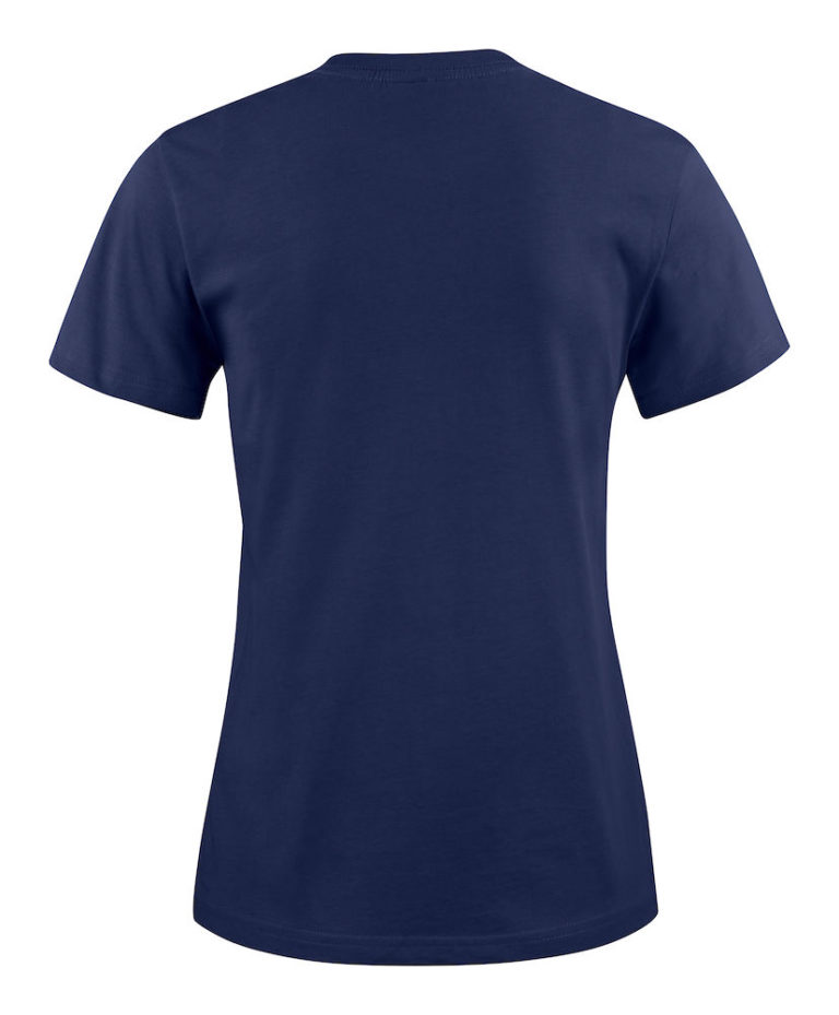 2264028 T-shirt LIGHT LADY 600 marine