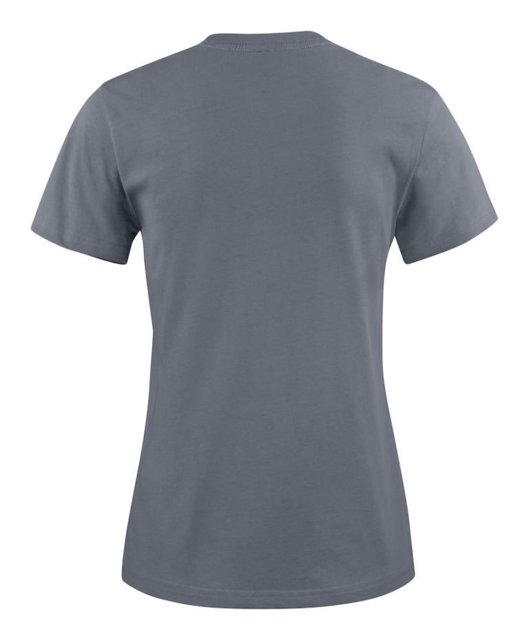 2264028 T-shirt LIGHT LADY 935 staalgrijs
