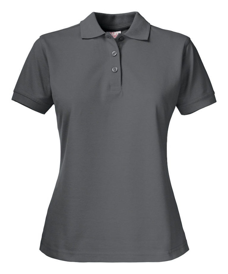 2265014 poloshirt SURF PRO LADY 935 staalgrijs