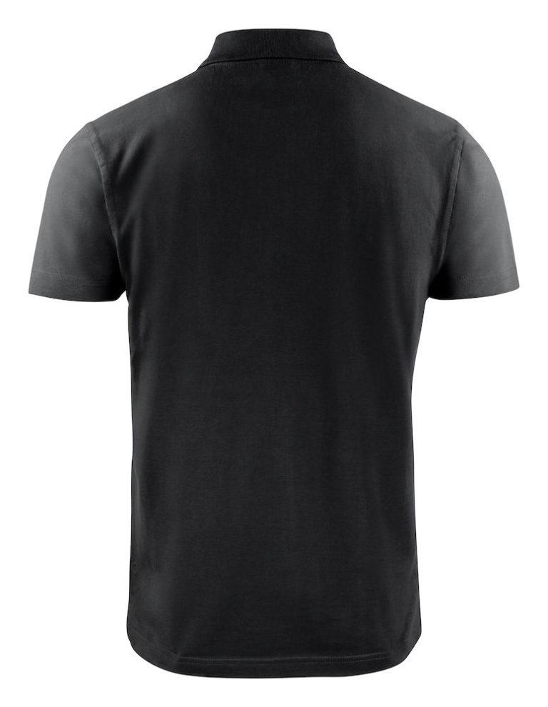 2265016poloshirt RSX PIKE 900 zwart