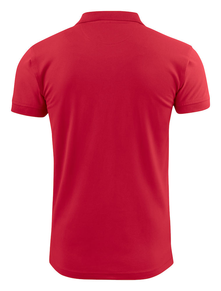 2265020 poloshirt SURF STRETCH 400 rood