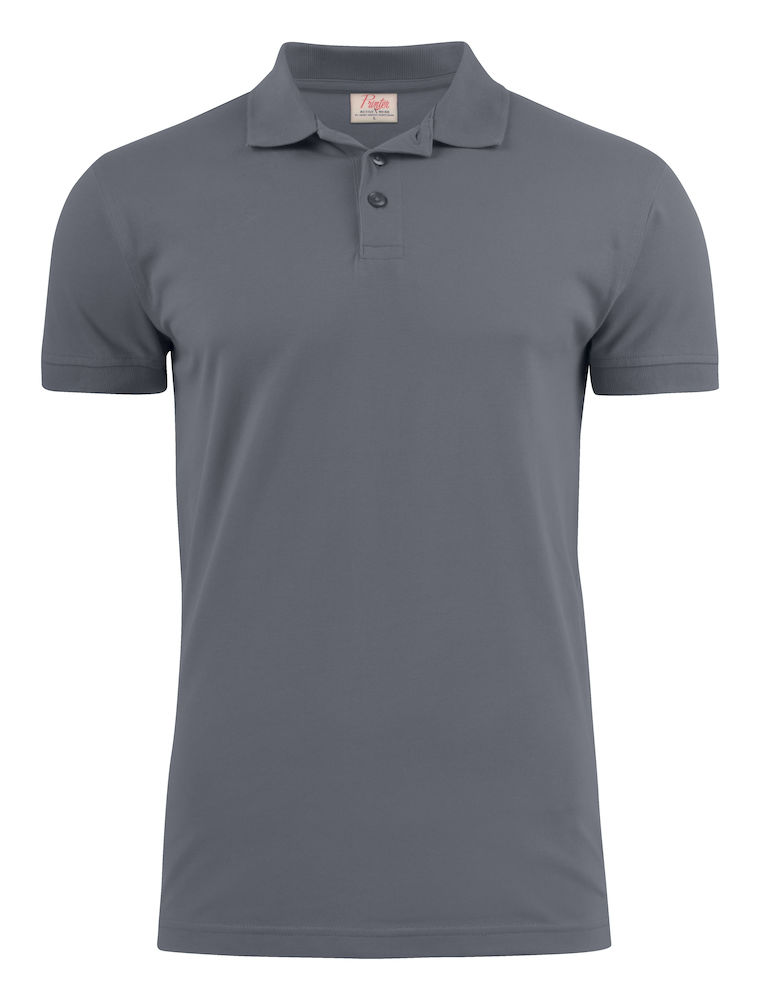 2265020 poloshirt SURF STRETCH 935 staalgrijs