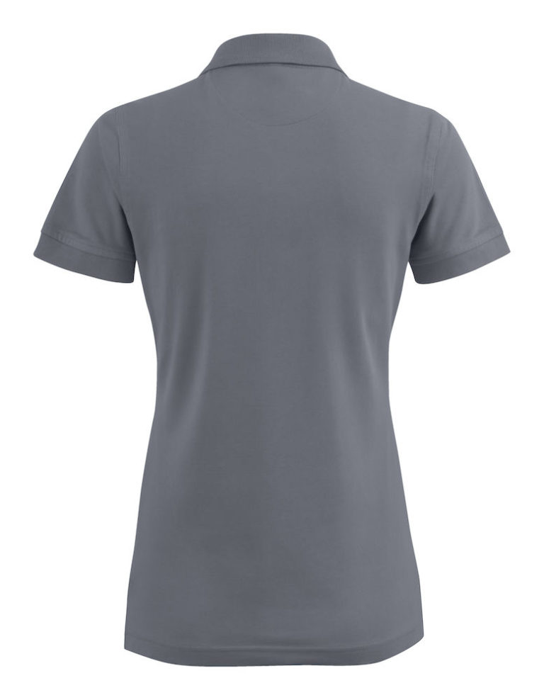 2265021 poloshirt SURF STRETCH LADY 935 staalgrijs
