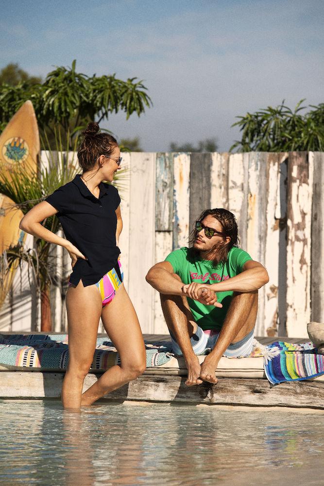 2265023 poloshirt SURF LIGHT LADY