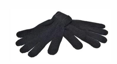 Nilton's gebreide handschoenen