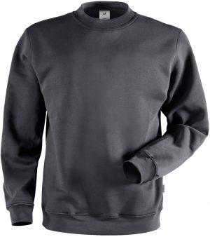 131158 Green sweatshirt grijs