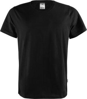 131159 Green T-shirt Zwart