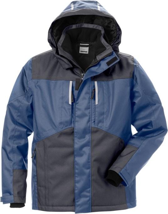 127559 Airtech winterjack 588 blauw/grijs