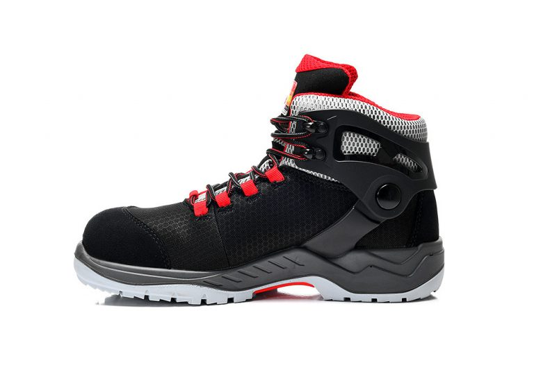 765511 Arturo Black-red mid ESD S3