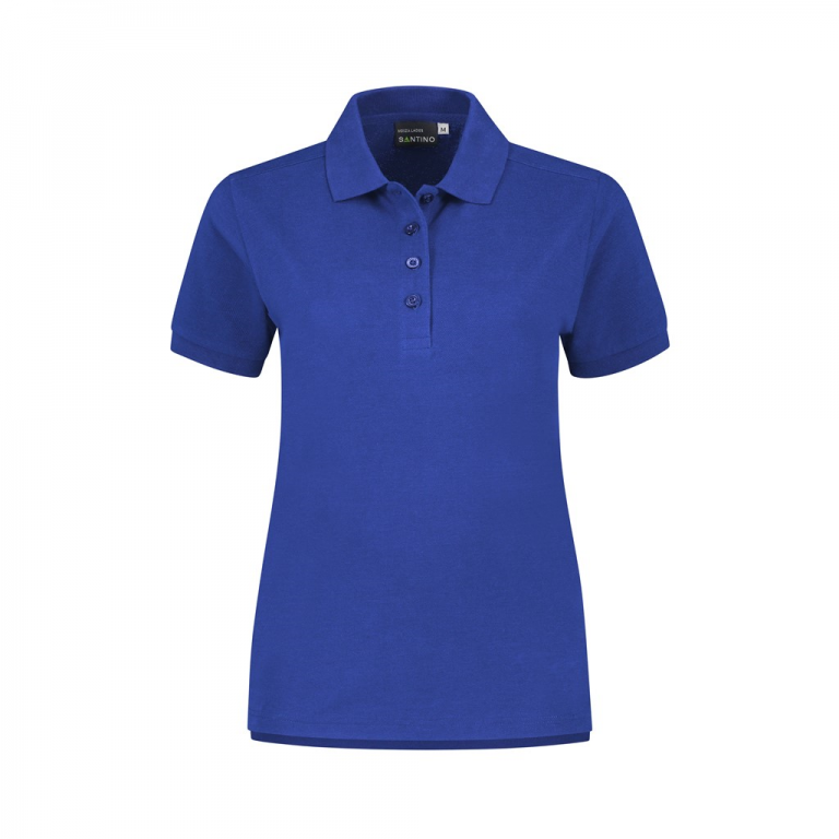 Poloshirt Monza Ladies royal blue