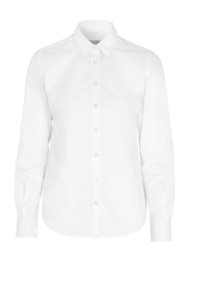 141037 Twill overhemd lady wit