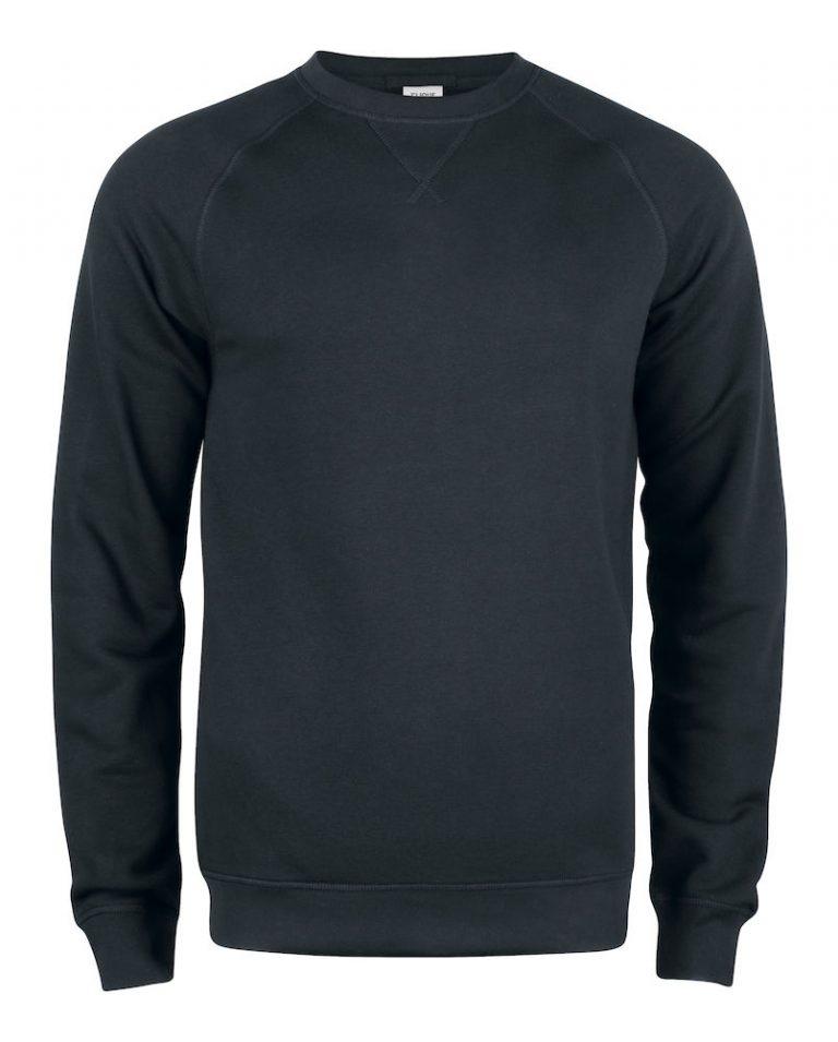 021000 Premium OC Roundneck 99 zwart