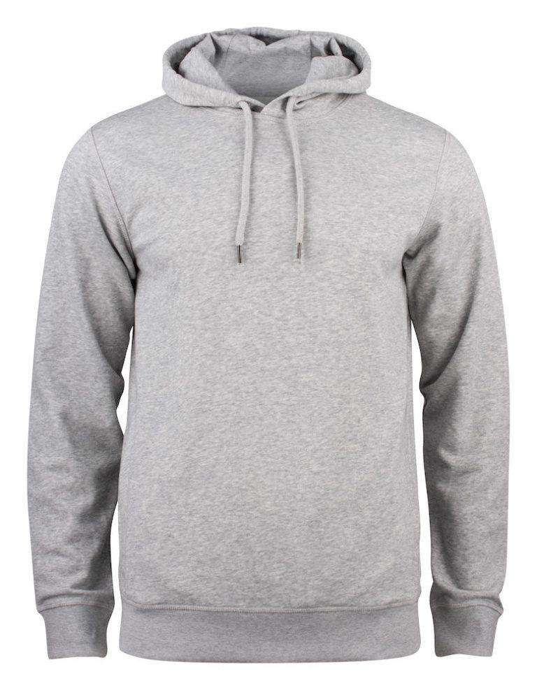 021002 Premium OC Hoody 95 grey melange