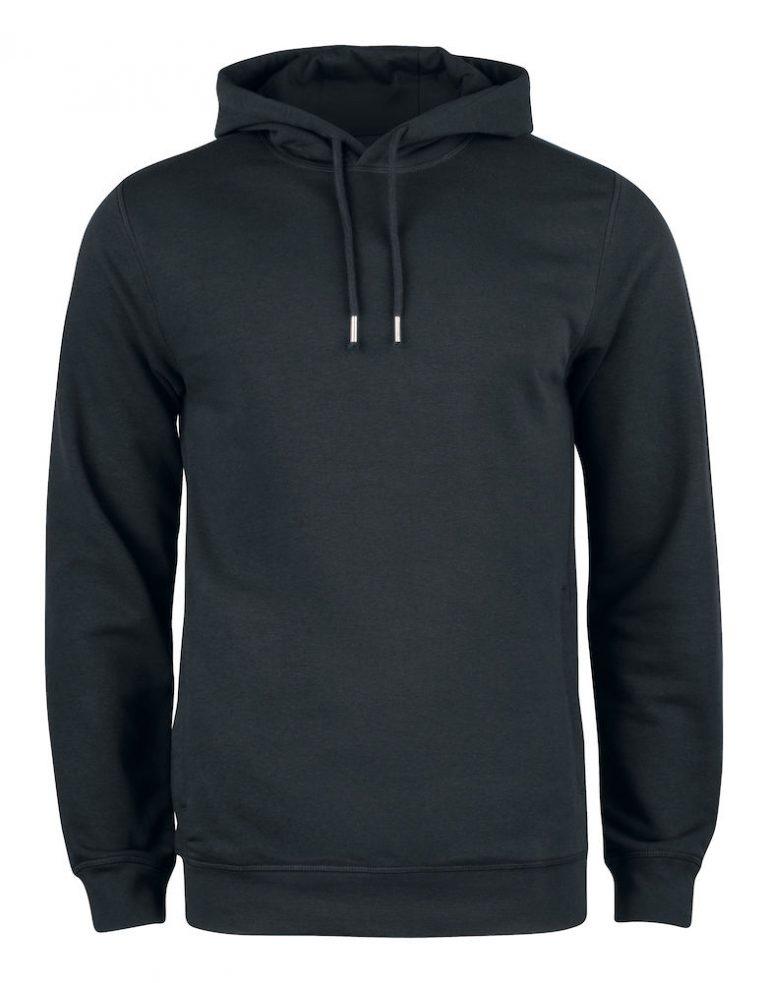 021002 Premium OC Hoody 99 zwart