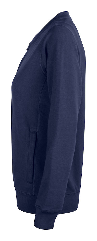 021007 Premium OC cardigan ladies 580 dark navy