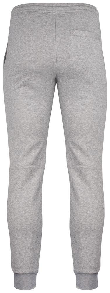 021009 Premium OC pants Ladies 95 grey melange