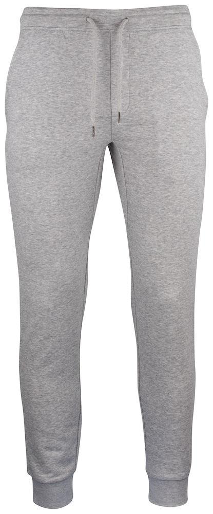 021008 Premium OC pants 95 grey melange
