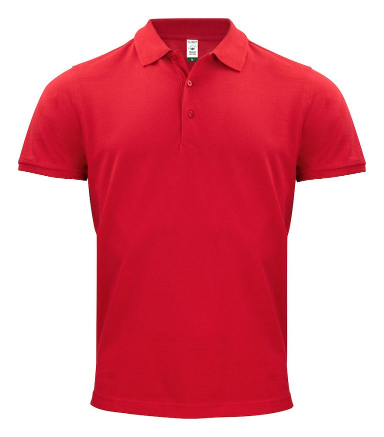 028264 Classic OC Polo rood