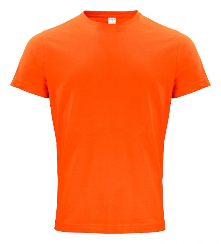 029364 Classic OC T-shirt 175 oranje