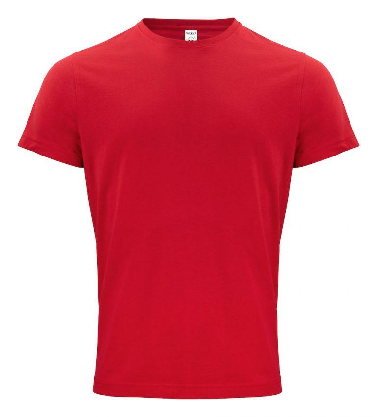 029364 Classic OC T-shirt 35 rood