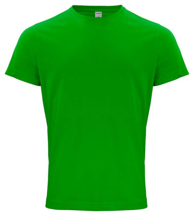 029364 Classic OC T-shirt 605 appelgroen