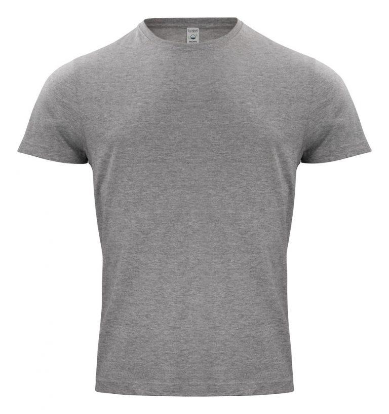 029364 Classic OC T-shirt 95 grijsmelange